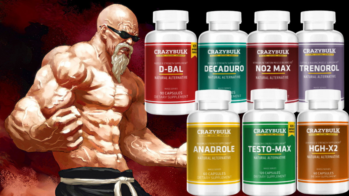 Which Is the Very Best Alternative Steroid Supplements?