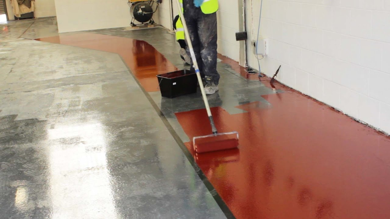 The Right Garage Flooring Can Help Make Your Garage A Part Of Your Home