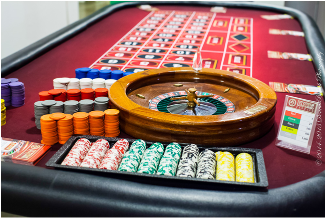 Why is it fun to do gambling online?