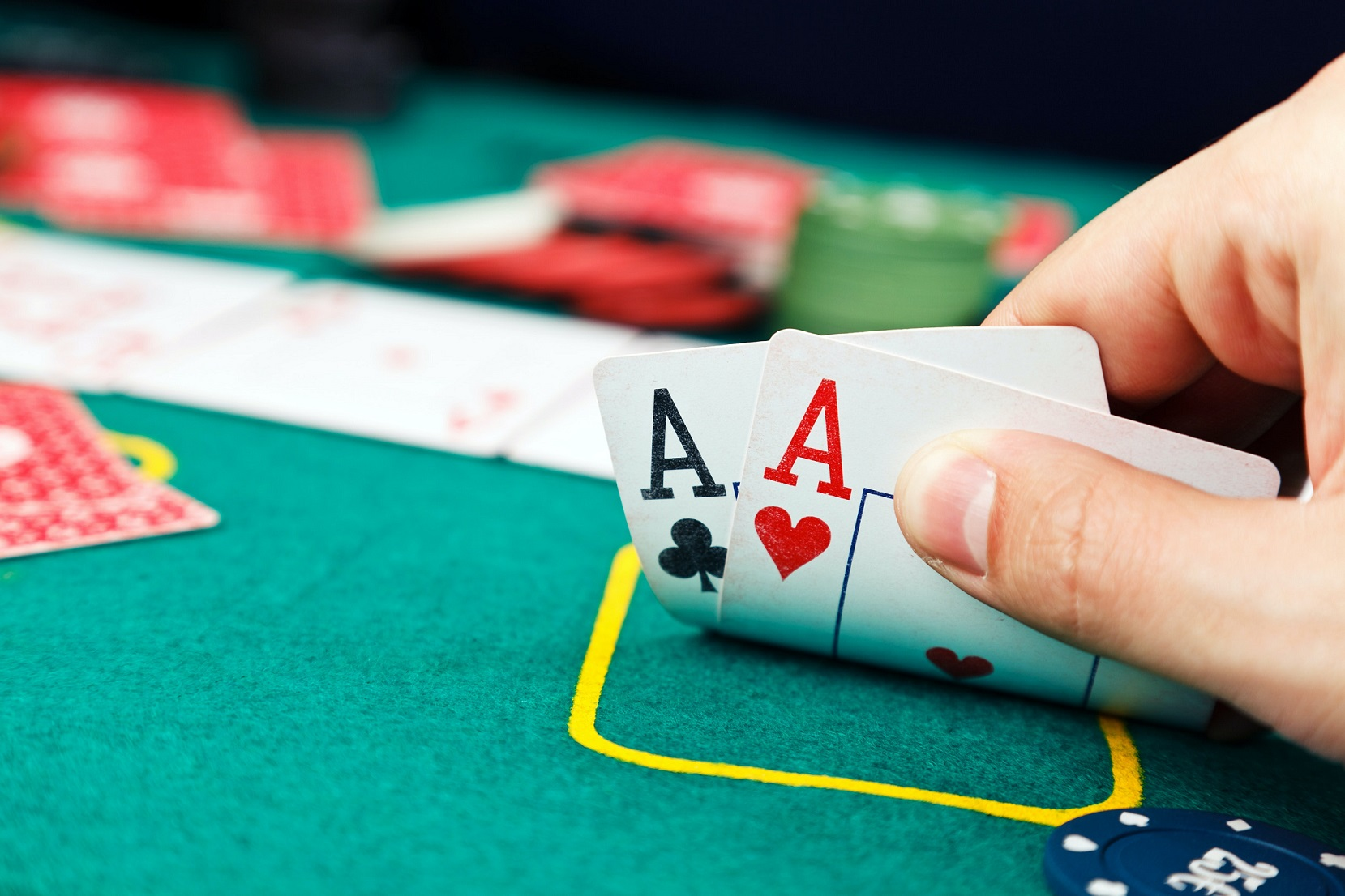 The Online Gambling Lure