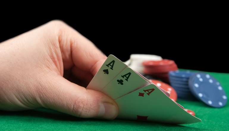 Nine Concepts About Casino That Work