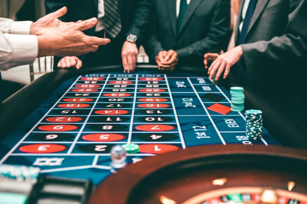 Gambling Is Your Best Guess To Develop