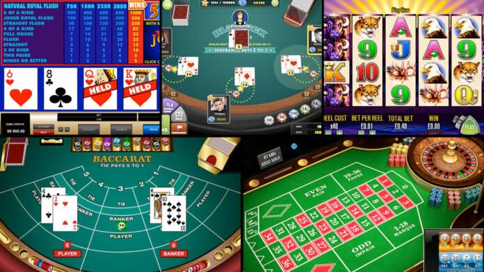 Open The Gates For Online Casino By using These Easy Tips