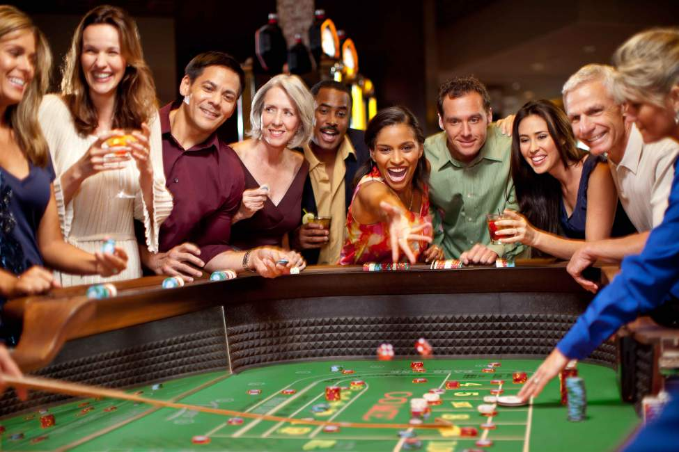 When Professionals Run Into Problems With Gambling, This is What They Do
