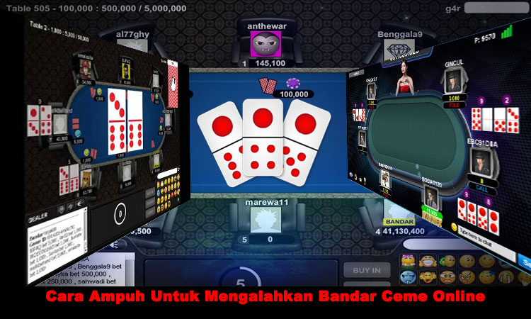 If You'd Like To Be Successful In Online Casino