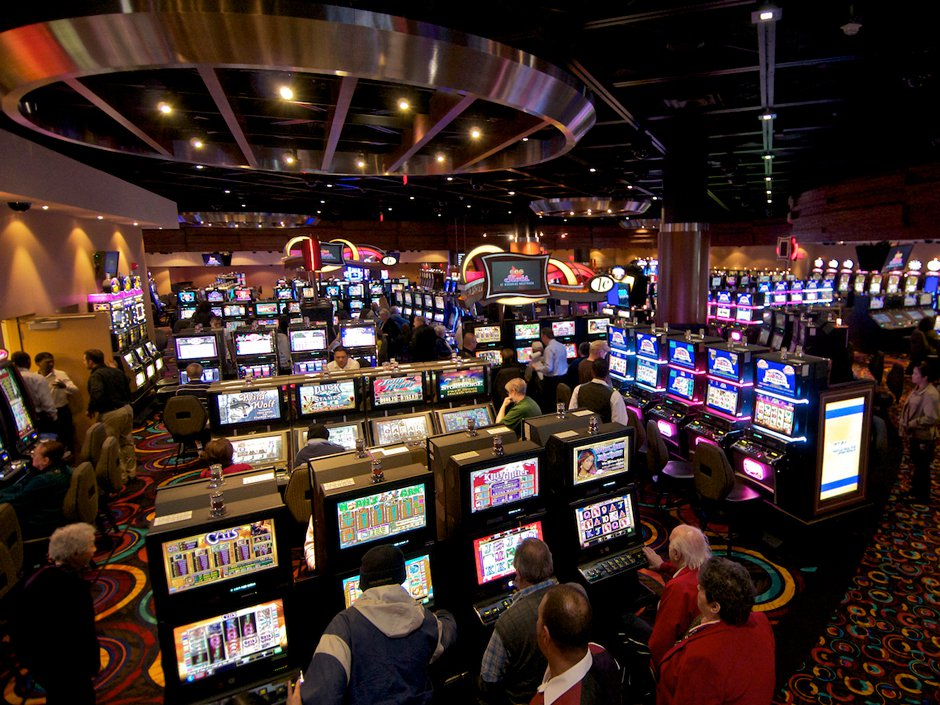 Nine Shocking Details About Online Casino Advised By An Skilled