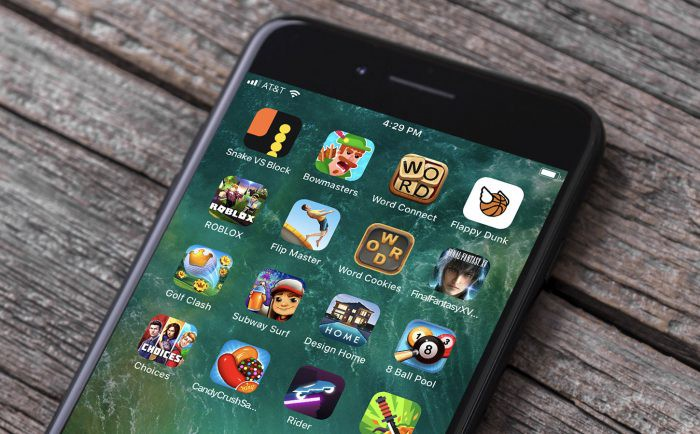 Tips for Mobile Games - A Game in Your Palm