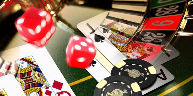Six Ridiculous Rules About Casino