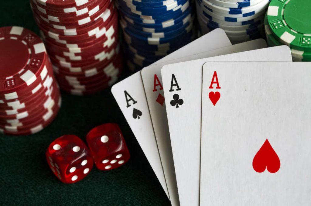 What The In-Crowd Won't Inform You About Casino?